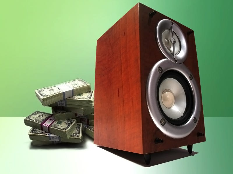 Illustration for article titled The Best Speakers Under $2,000