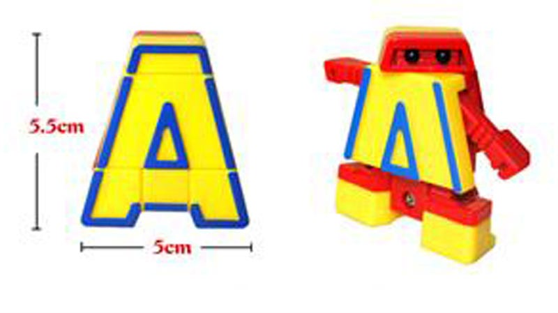 Illustration for article titled Alphabet Robots Are Still The Best Way to Learn The Alphabet