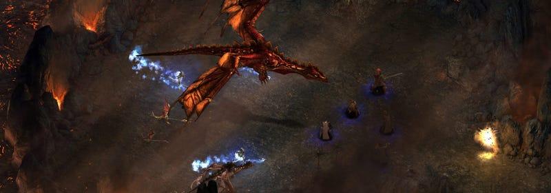 Pillars Of Eternity uses its vast fantasy lore to tell vital