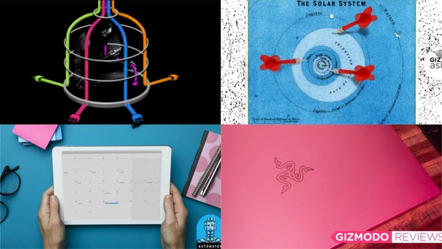'Super' Sci-Fi Sports, Blocking Tech Giants, and the Worst Planet: Best Gizmodo Stories of the Week