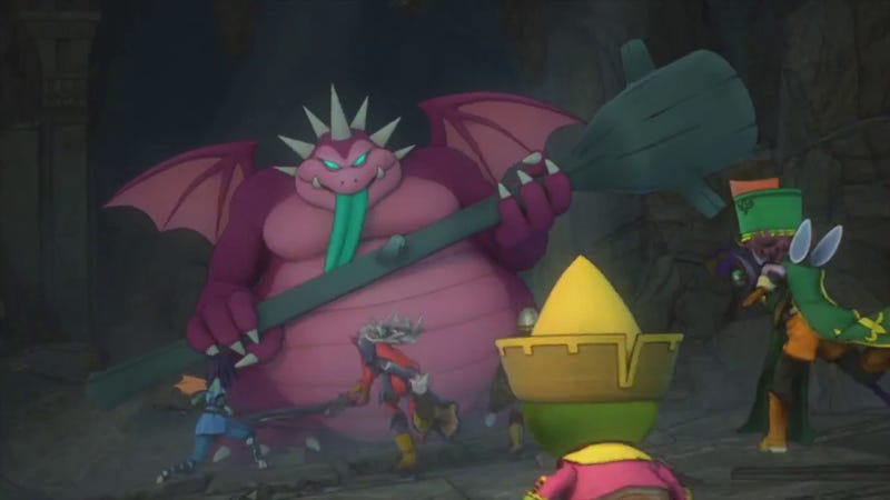 Illustration for article titled Dragon Quest X Install Times Are Really, Really Long