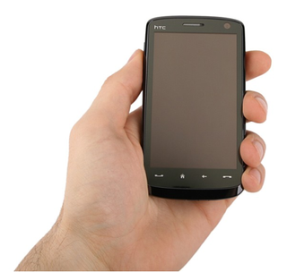 Illustration for article titled HTC Touch HD Reviews Pour In (Verdict: Best Win-Mo Phone Yet, But Still Win-Mo)