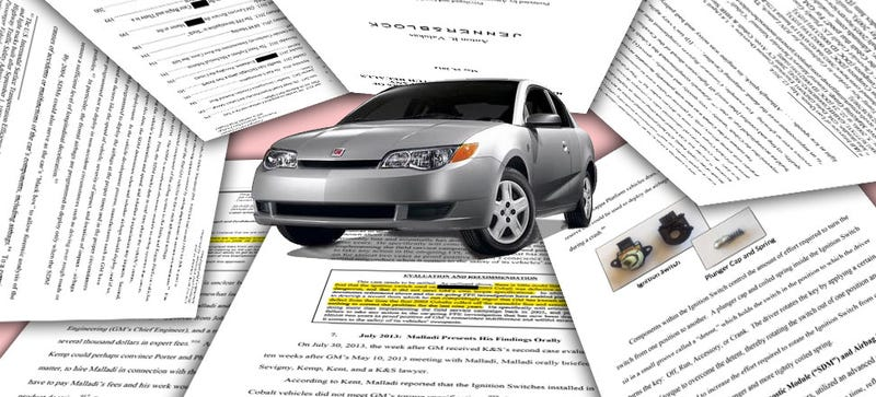 Illustration for article titled GM's Scathing Internal Inquiry Is A Tale Of Bureaucratic Incompetence