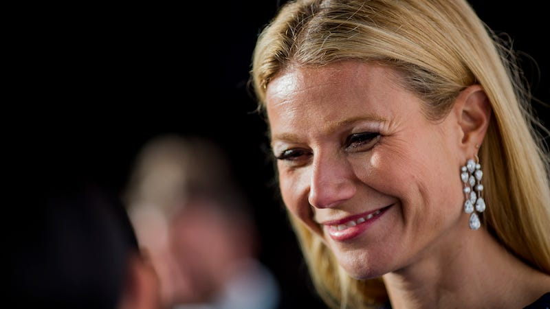 Illustration for article titled Gwyneth Paltrow Is Publishing a Rude-Ass Cookbook