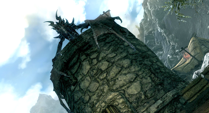 Illustration for article titled Podcast:Skyrim Is Still Great