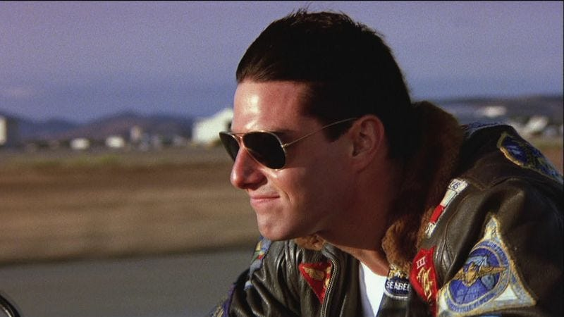 Illustration for article titled Paramount Pictures shuts down Twitter account tweeting all of Top Gun