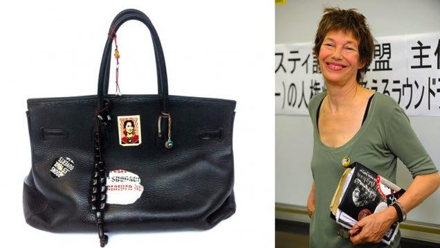 hermes bag named after