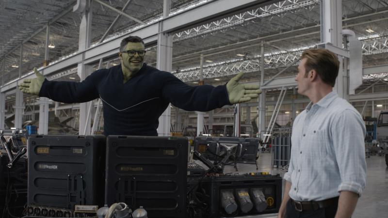 Illustration for article titled Hay una razón por la que Thanos nunca peleó con este personaje en Avengers: Endgame