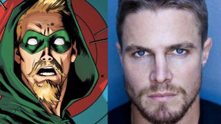 Illustration for article titled The junior gigolo from Hung is the new Green Arrow!