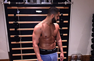 Illustration for article titled How Did Drake Get That Bod?