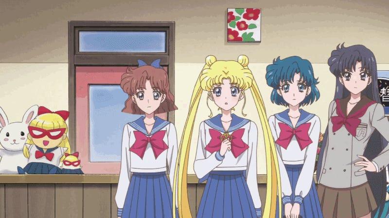 Sailor Moon Crystal S3, Episode 1: The Complaints Were Heard