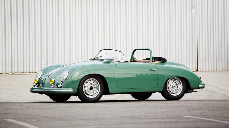 Illustration for article titled Jerry Seinfeld Sues Company He Bought Alleged Fake $1.5 Million Classic Porsche From