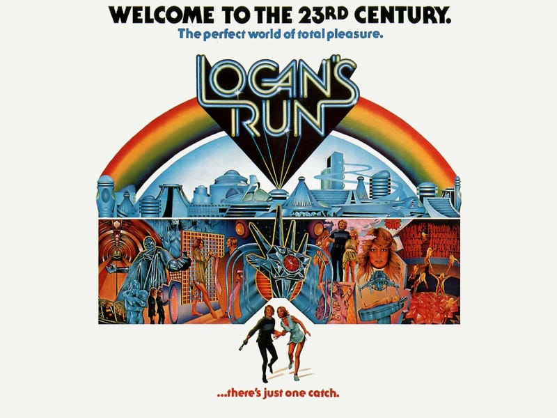 Illustration for article titled A Logan's Run Remake Is In The Works, FromX-Men and Star Wars Producer