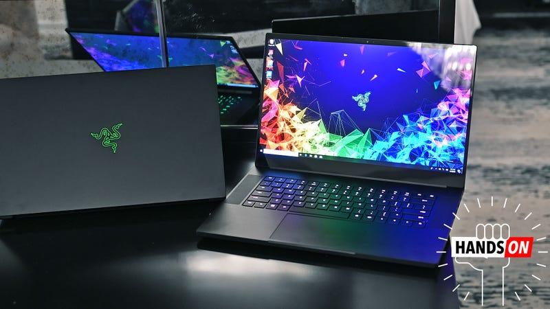 Illustration for article titled Razer's Big Laptops Have Even More Game to Give