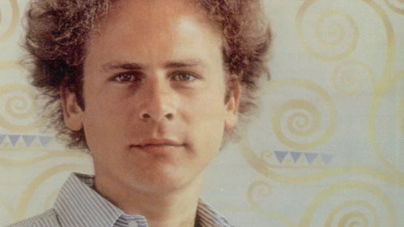 Illustration for article titled Art Garfunkel gets overserious in these weird outtakes
