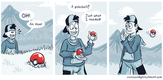 Illustration for article titled I think I have a new favourite comic