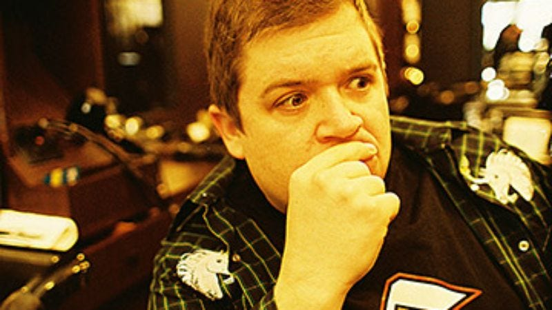 Illustration for article titled Patton Oswalt