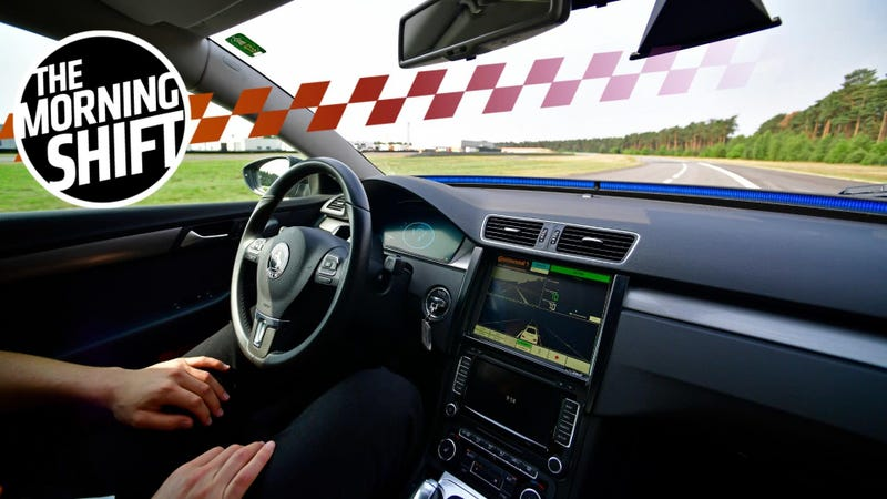Illustration for article titled Most Car Buyers Are Ready for Autonomy: Report