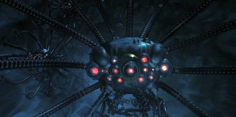 Illustration for article titled #6: Sentinels (The Matrix)