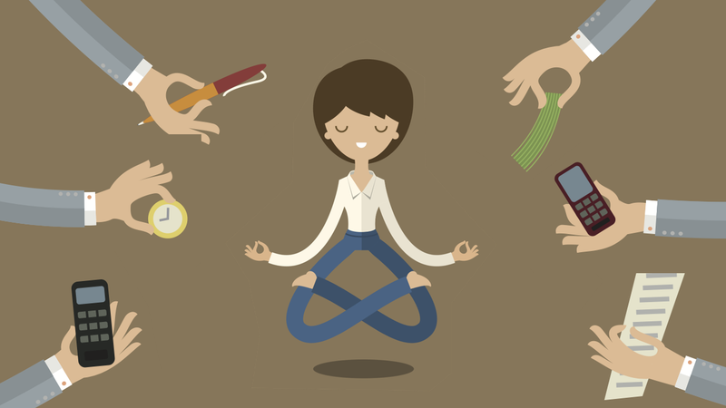 Illustration for article titled Get to the Root of Work Stress by Evaluating Your Ideals