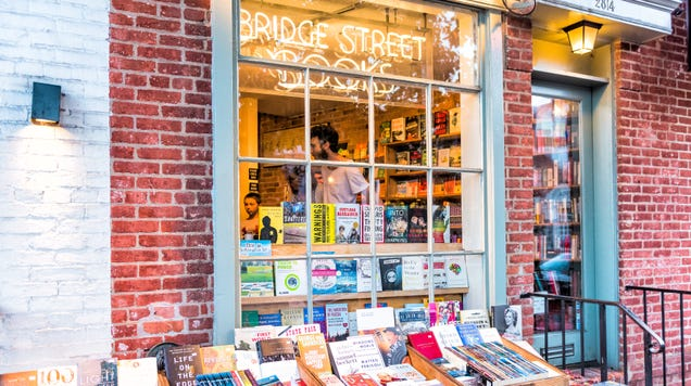Why You Should Support Your Local Bookstore