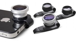 Illustration for article titled With These Classy Clip-On Lenses, You Can Call Your Nude Pics Art
