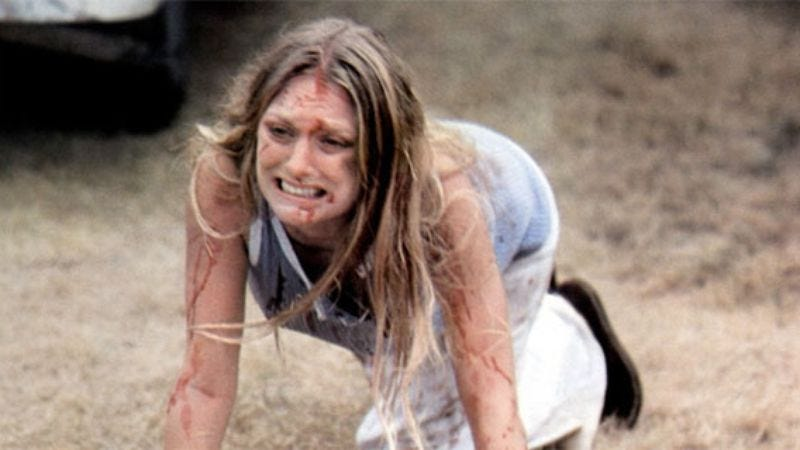 Illustration for article titled R.I.P. Marilyn Burns, star of Texas Chainsaw Massacre