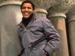 Barack Obama (Joe Wrinn/Harvard University)
