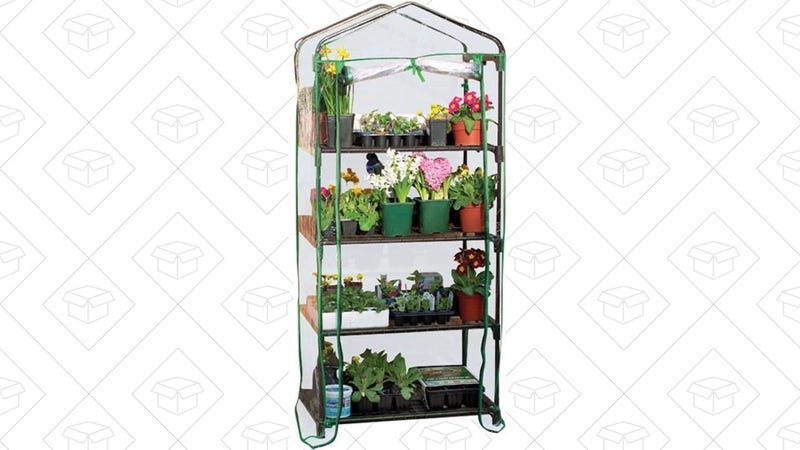 Gardman 4-Tier Mini Greenhouse, $24