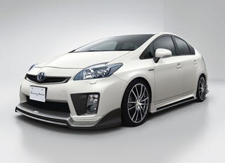 Illustration for article titled New Body Kit Makes Your New Prius Look Nothing Like A Prius
