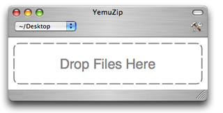 Illustration for article titled Drag and drop zip archives with YemuZip