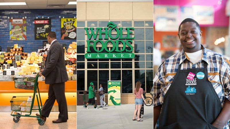 Illustration for article titled Why People Are Losing Their Shit Over A Whole Foods In Detroit