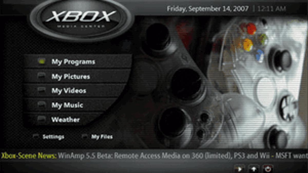 xbox xbmc skins