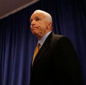 Illustration for article titled John McCain Doesn't Need To Debate Or Help, He Just Needs To Be President