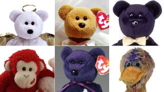 The 30 Most Disturbing Beanie Babies Ever Made