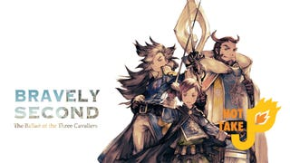 Illustration for article titled Hot Take: Bravely Second: The Ballad of the Three Cavaliers Demo (3DS eShop)