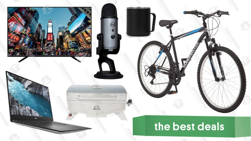 Illustration for article titled Wednesday's Best Deals: XPS Laptops, Wrapping Paper Organizer, NFL Apparel Bundle, and More