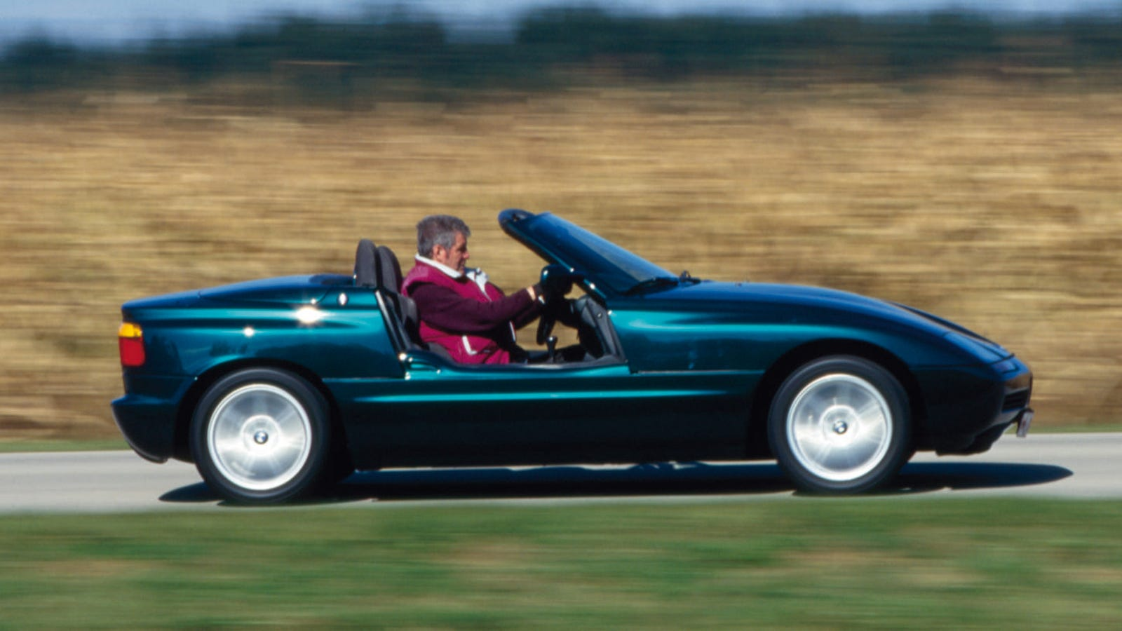 The Bmw Z1 Is A Beautiful Work Of Art That S Underwhelming
