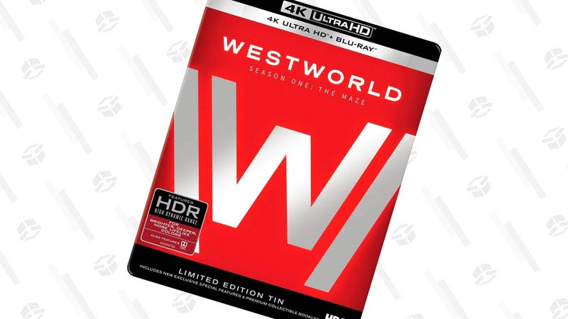 Westworld: The Complete First Season 4K Ultra HD | $19 | Amazon
