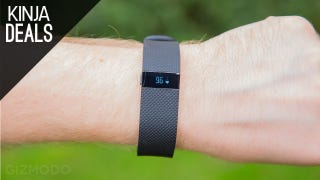 Get off the Couch and Save $30 on a Fitbit Charge HR
