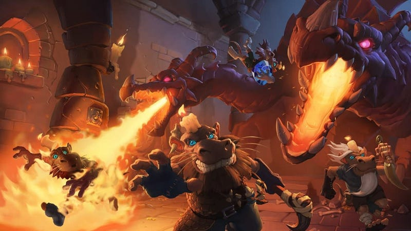 Illustration for article titled New Hearthstone Expansion Could Make Things Harder On New Players