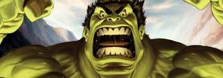 Illustration for article titled Hulk Brings Back Smash Lenticular Fad