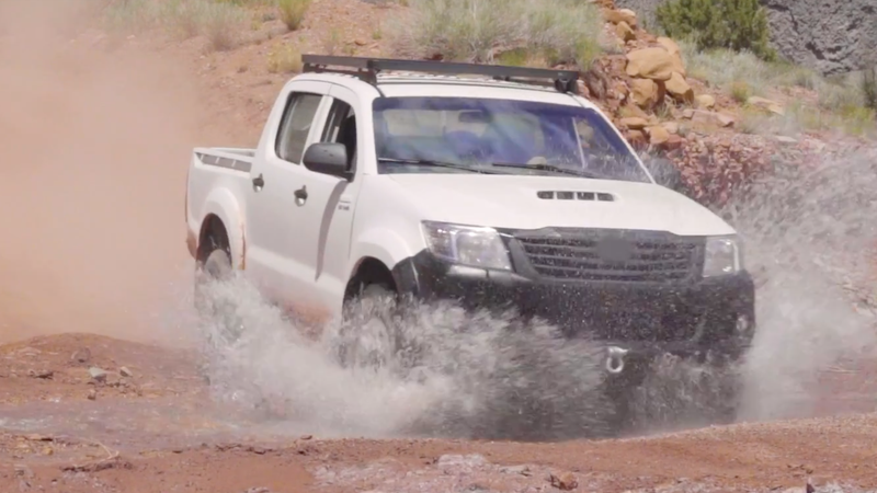 The Pickup Truck for the Next Toyota War Isn't a Toyota At All
