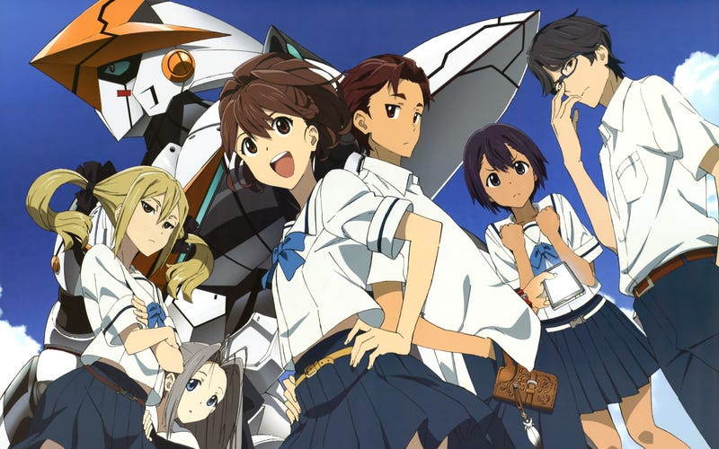 Illustration for article titled Dex's Review: Robotics;Notes