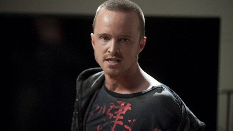 Illustration for article titled Aaron Paul to star in HBO pilot that reminds us Breaking Bad is going to end someday soon