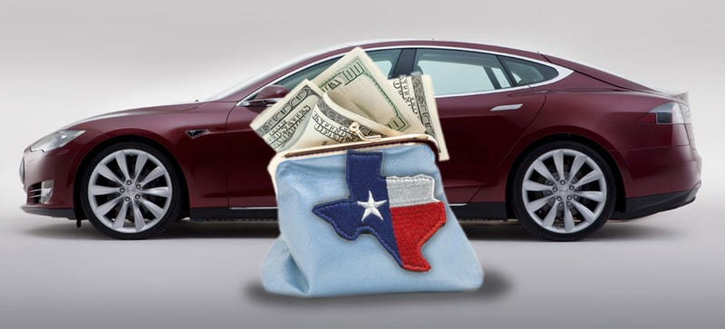 Illustration for article titled Tesla Gears Up To Spend Big Money In Texas For Dealer Fight