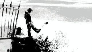 Illustration for article titled Ron Howard in talks to direct Neil Gaiman's The Graveyard Book