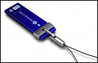 Illustration for article titled USB Credit Card Brings Korea to the 22nd Century
