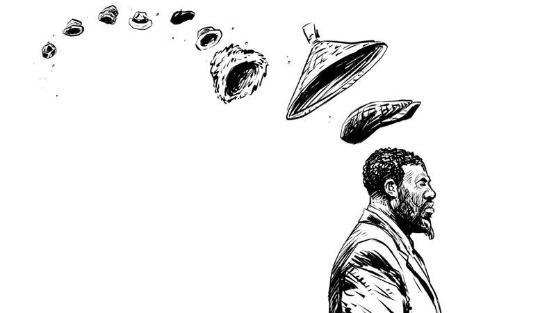 Illustration for article titled Exclusive First Second announcement: Youssef Daoudi's Monk explores the life of a jazz legend