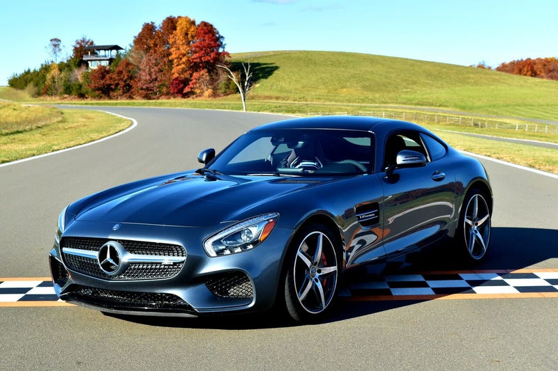 Illustration for article titled One Week Drive: AMG GTS